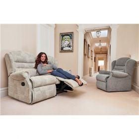 Ashford  Small Rechargeable Powered Reclining 2-seater