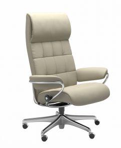 Stressless London Highback Fabric Office Chair