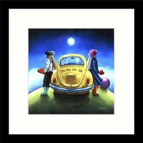 Artwork Moonlit Love Bug
