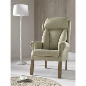 Coniston  Fixed Seat High Backed Chair Petite/Standard