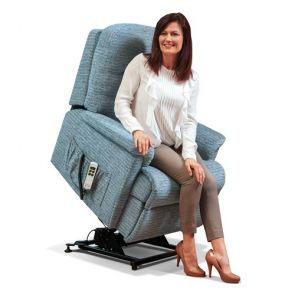 Keswick  1-motor Electric Riser Recliner EXCLUDING VAT