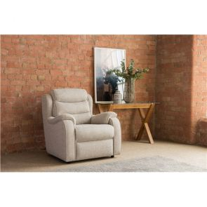 Michigan  Armchair power recliner with button swith single motor