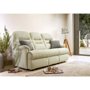 Keswick  Rechargeable Powered Reclining 3-seater