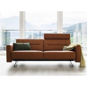Stressless Stella 2 seater Fabric Sofa From
