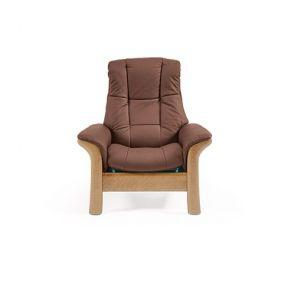 Stressless Windsor High Back Chair Fabric