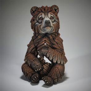 Edge Sculpture Bear Cub