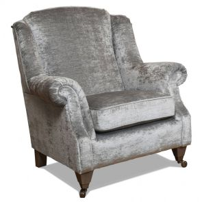 Alstons Lowry  Murano wing chair