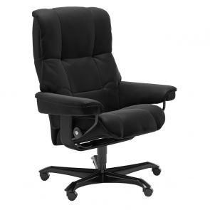Stressless Mayfair Fabric Office Chair