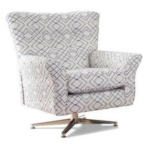 Alstons Memphis Swivel Chair