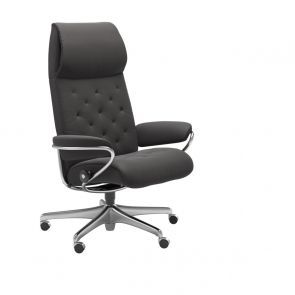 Stressless Metro Fabric Office Chair