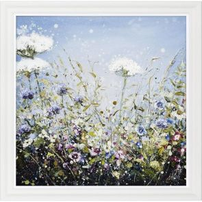 Canvases  Wild Flower Burst