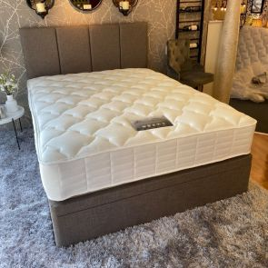 Vermont Ottoman Ottoman Set with FREE STRUTTED HEADBOARD