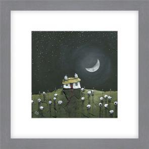 Artwork Crescent Moon