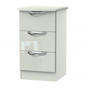 Modena 3 Drawer Locker