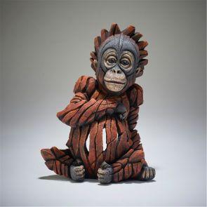 Edge Sculpture Baby Orangutan