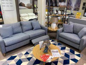 Ashwood Designs Milan Two Seater & Snuggler