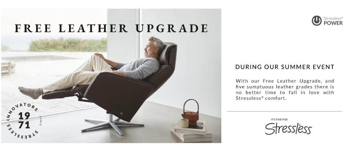 Leather Upgrade 2